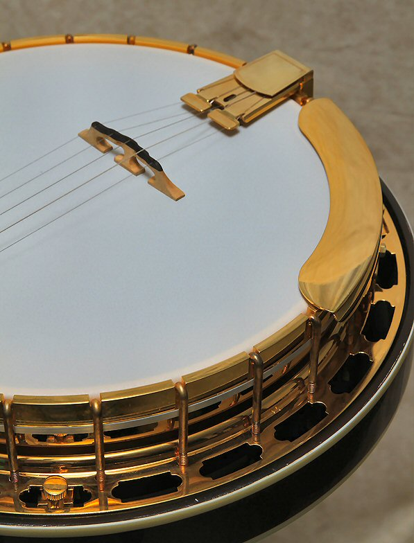Fingerstyle Production: Banjo Store: New and Used Instruments, DVDs