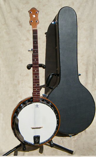 fingerstyle production banjo store new and used instruments dvds accessories and parts. Black Bedroom Furniture Sets. Home Design Ideas